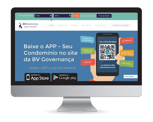 BV Governança – Site
