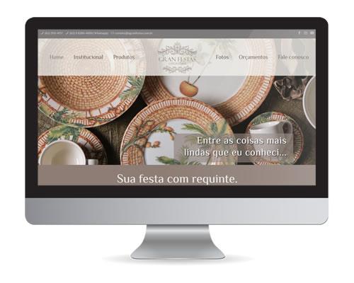 Gran Festas - Site