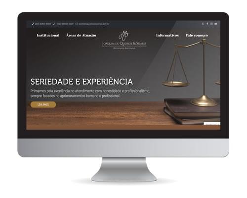 Joaquim e Queiroz – Site