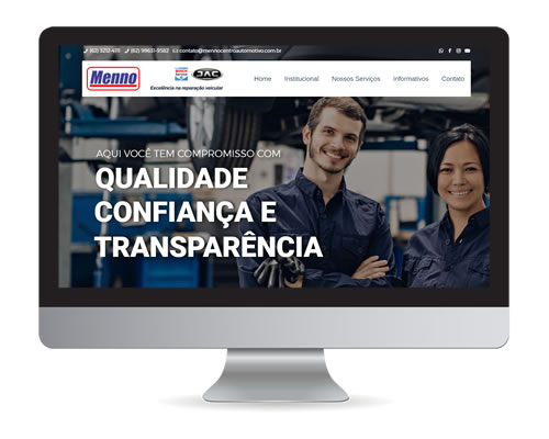MennoCarService - site