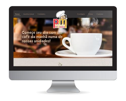 PM Pães – Site